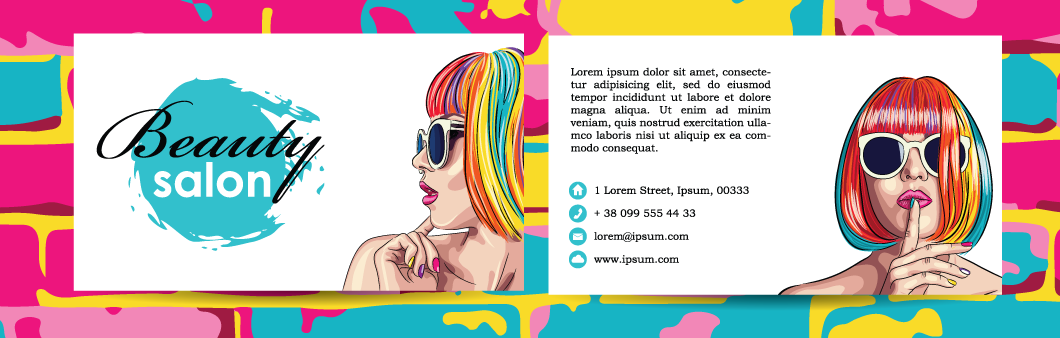 Five ways to put your business card to use sola salon studios colourmoves