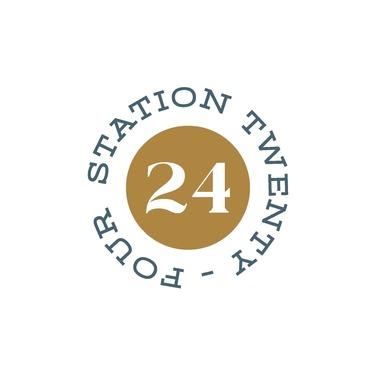 Station24 badge twotone