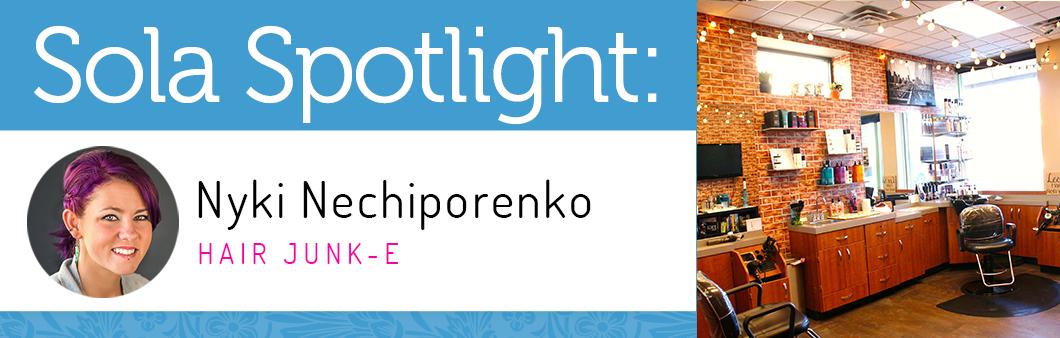 Sola Spotlight: Nyki Nechiporenko image