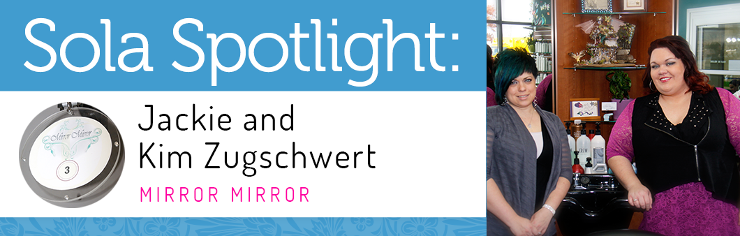 Sola Spotlight: Jackie and Kim Zugschwert image