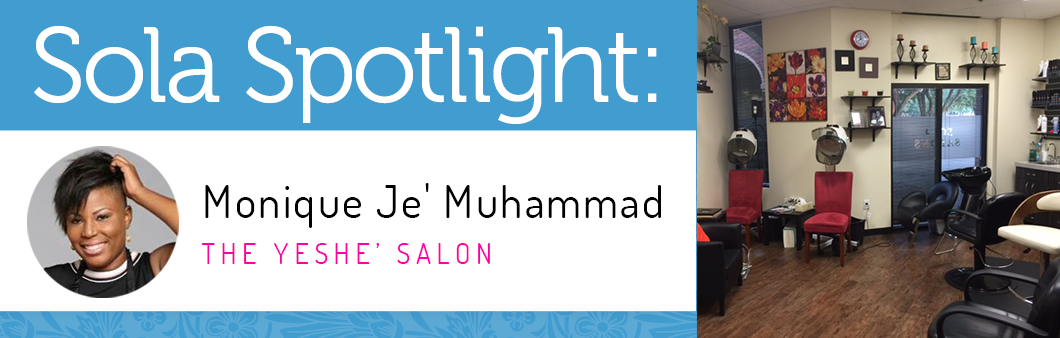 Sola Spotlight: Monique Je' Muhammad image