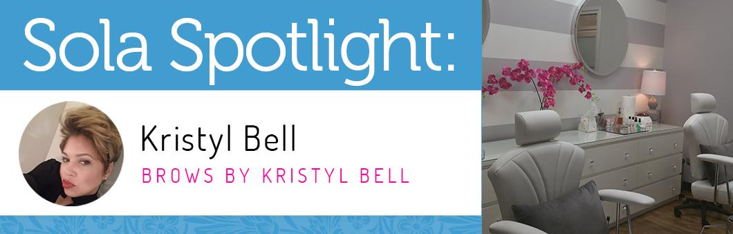 Sola Spotlight: Kristyl Bell image