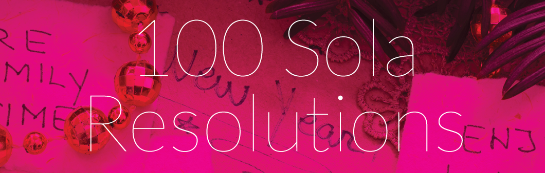 100 resolutions