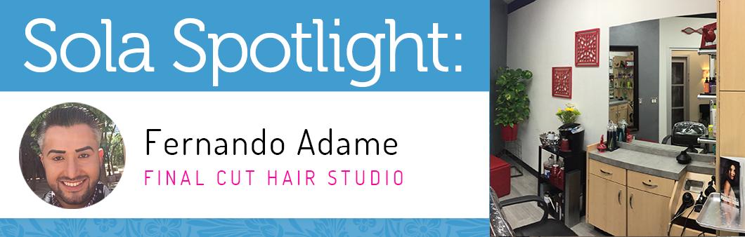 Sola Spotlight: Fernando Adame image