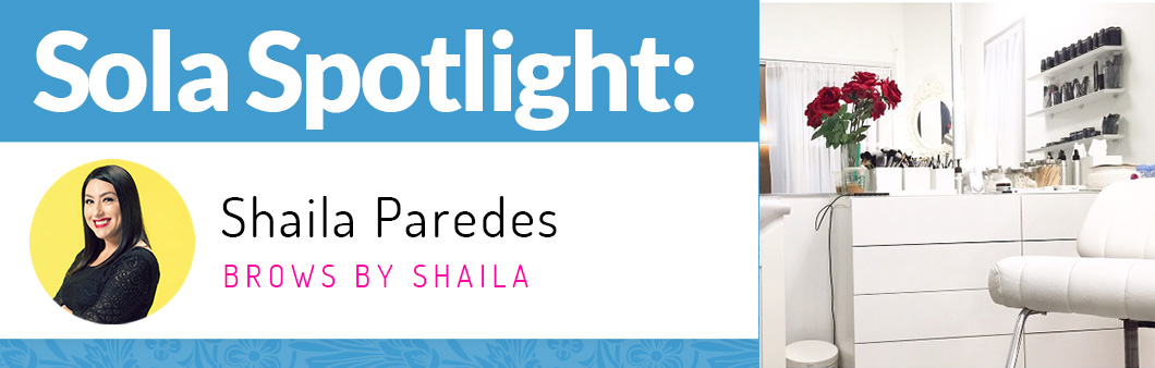 Sola Spotlight: Shaila Paredes image