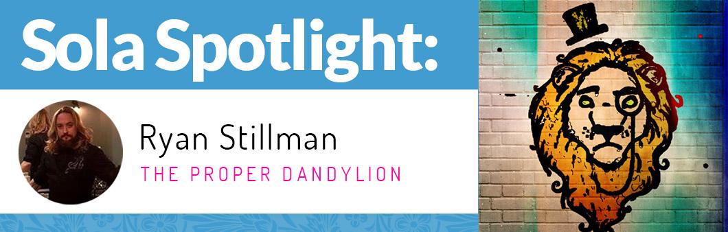 Sola Spotlight: Ryan Stillman image