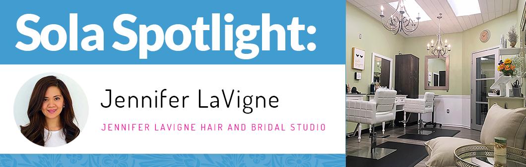 Sola Spotlight: Jennifer LaVigne image