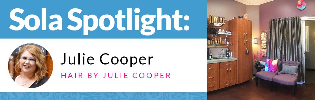 Sola Spotlight: Julie Cooper image