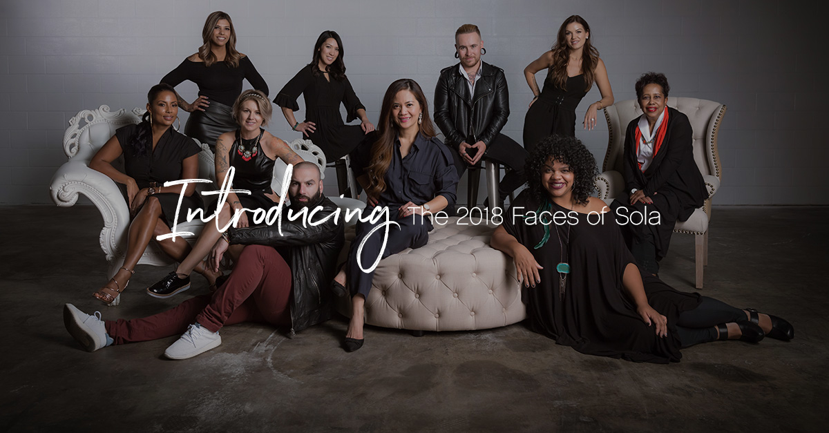30 Facts About the 2018 Faces of Sola image