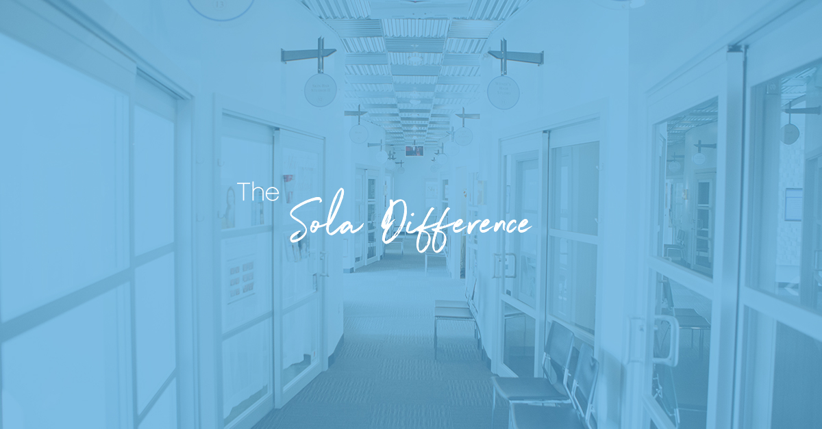 The sola difference cover