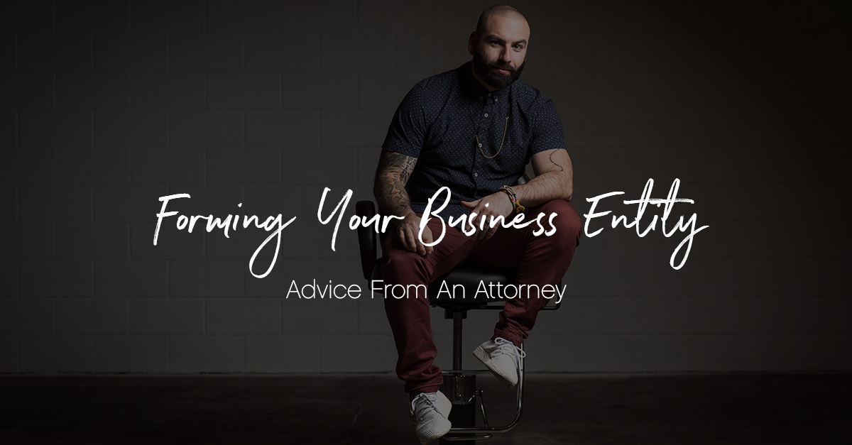Forming your business entity v2
