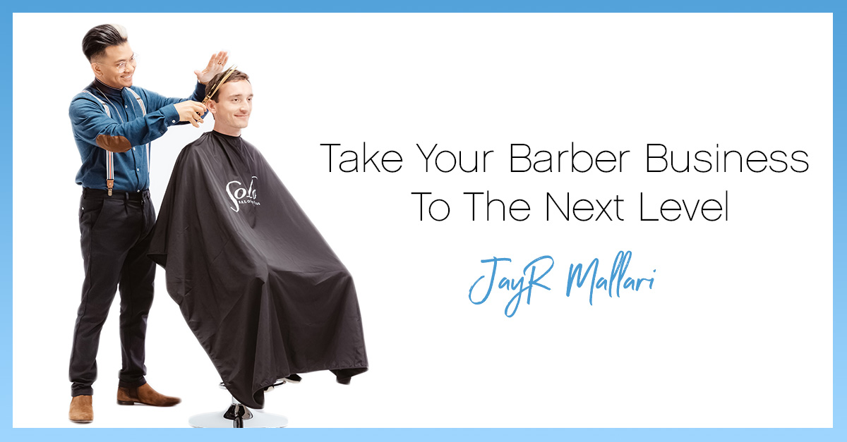 Take barber business to next level featured image