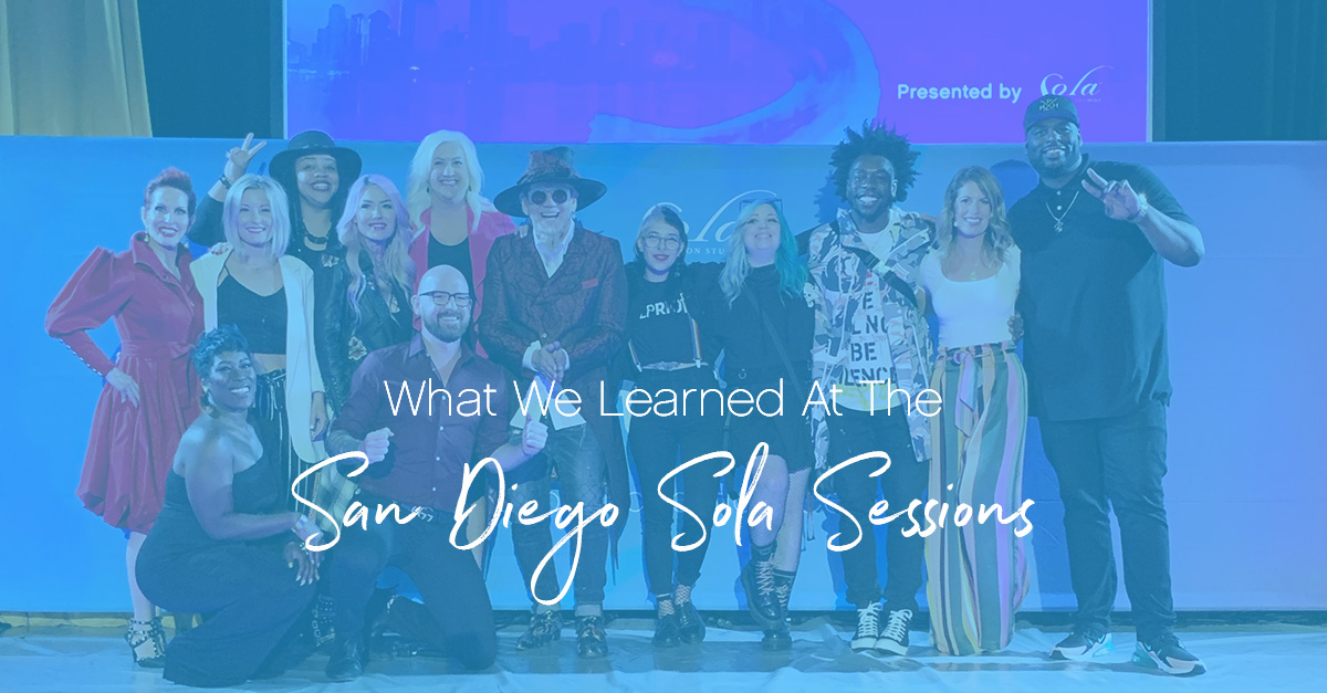 San diego sola sessions blog cover v2
