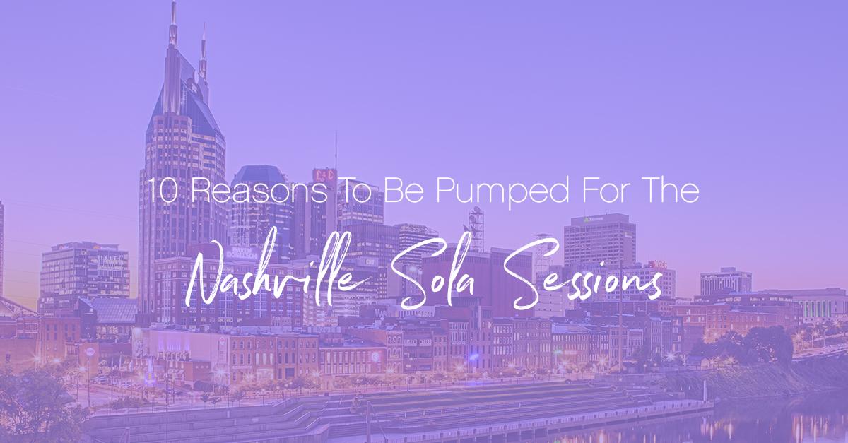 Nashville sola sessions