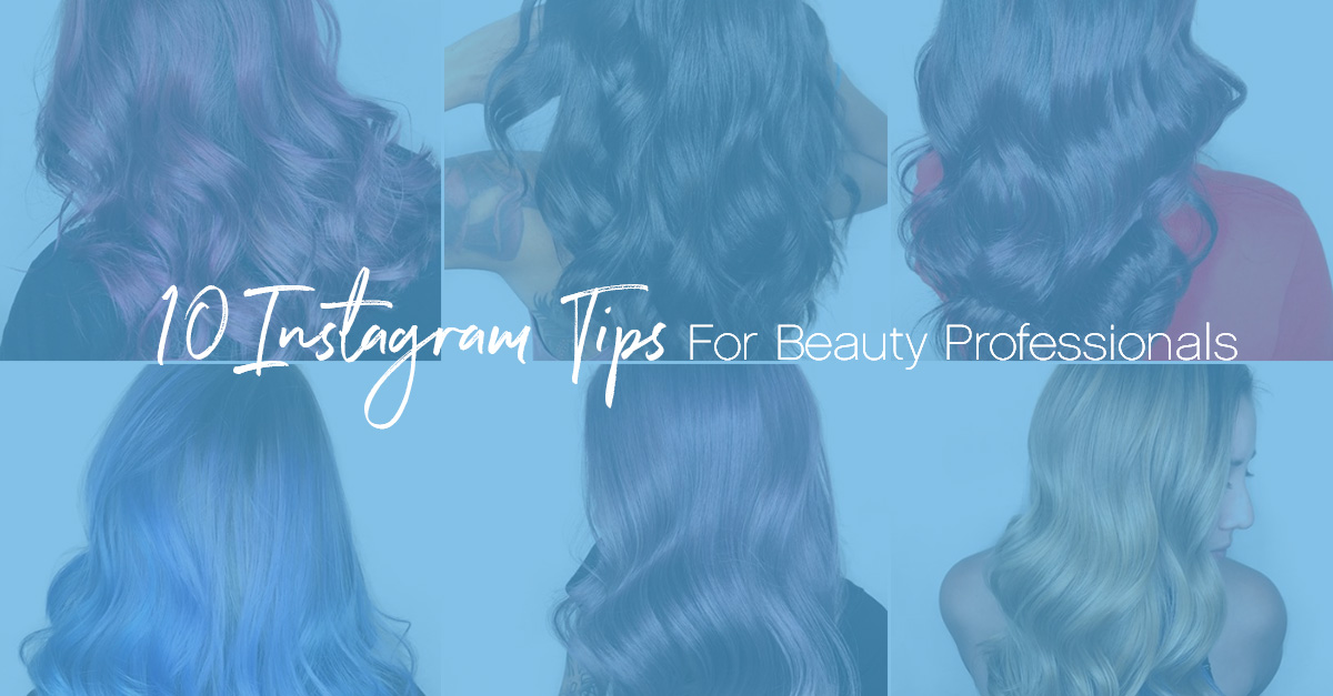 10 Instagram Tips For Beauty Professionals image
