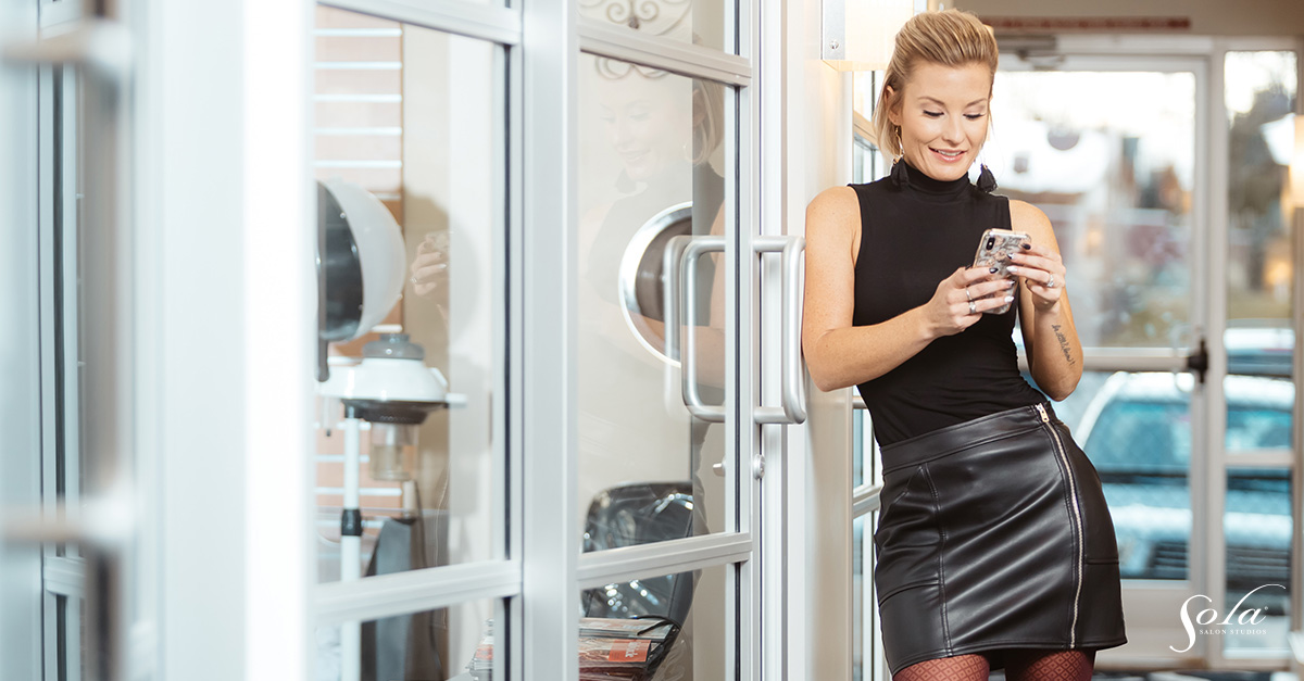Best Practices to Open Your New Salon Studio #SolaStrong image
