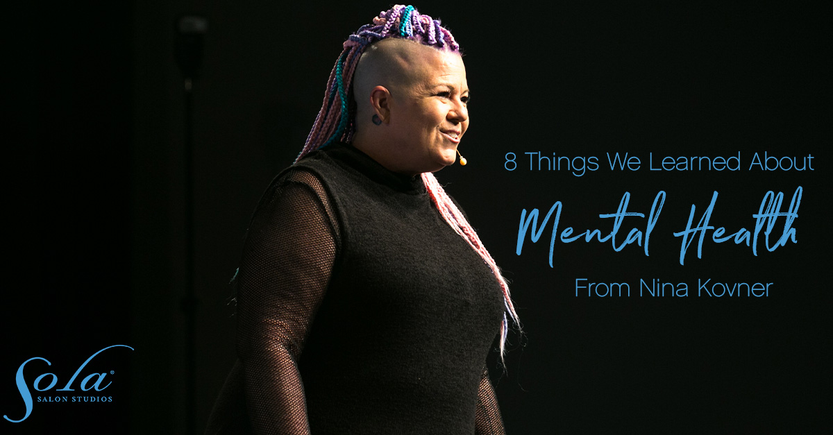 Mental health nina