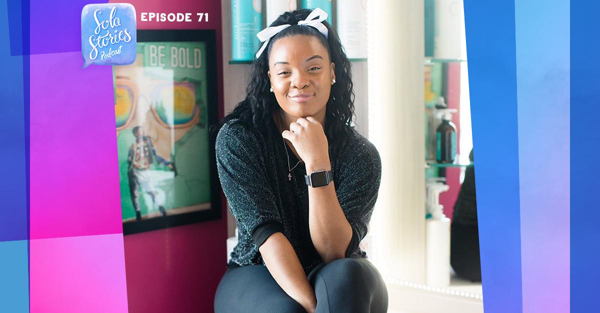 Episode 71: Manifesting Success with Carlisha Duffey image
