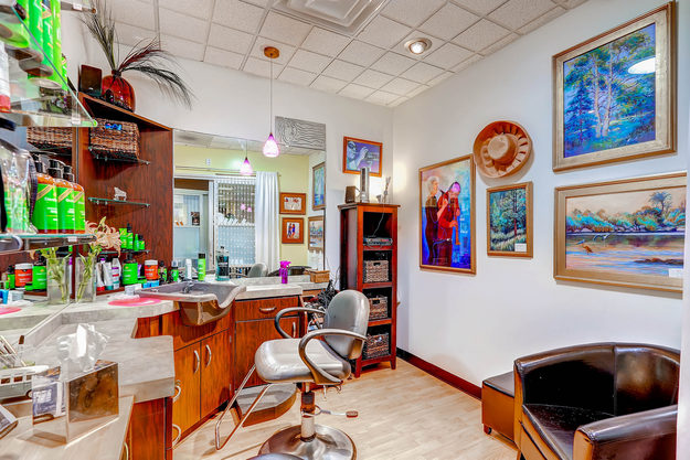 A beautiful Sola Salon Studio in Boulder Co