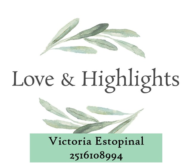 Victoria Estopinal with Love and Highlights at 2516108994