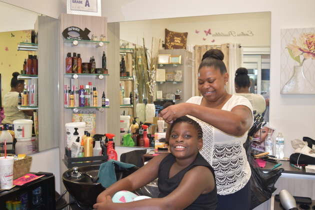 Sola professionals sell hair care brands like Aveda, Redken, Paul Mitchell, Bumble & Bumble, Clairol, Tresemme, Matrix and others