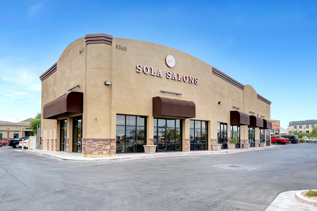 Sola Salon Studios is conveniently located at the intersection of Tropicana & 215.  #SolaVegas