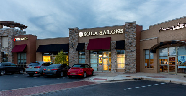 Deer Creek In Overland Park Kansas Sola Salon Studios