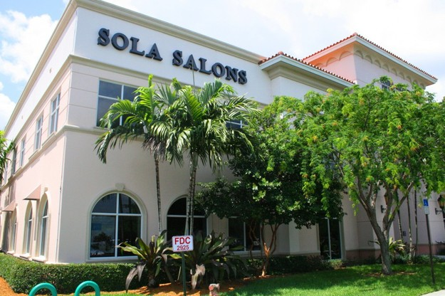 Sola Salon Studios In Palm Beach Gardens Florida