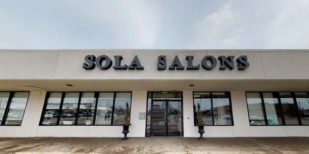 sola salon studios suites for rent, salon space for rent grove city