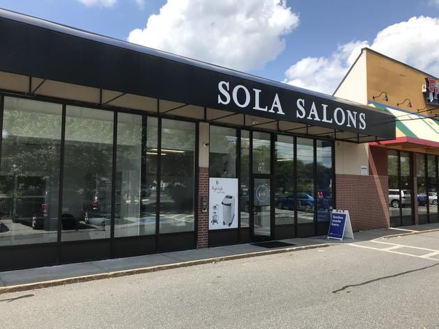 Sola Salon Studios In Natick Massachusetts