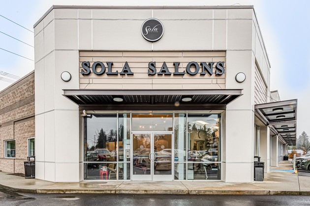 Sola Salons Mill Creek. Beautiful Studios, Exclusive Perks!