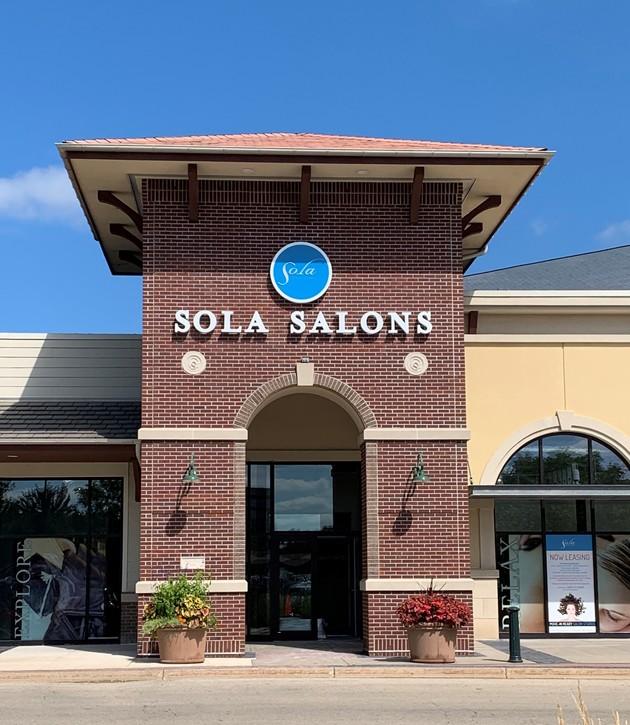 Sola Salon Greenway Station