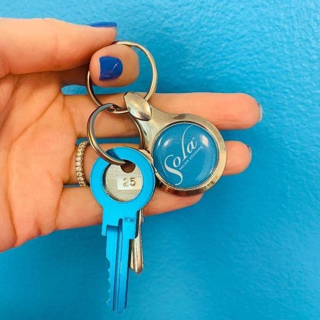 keys to sola studio