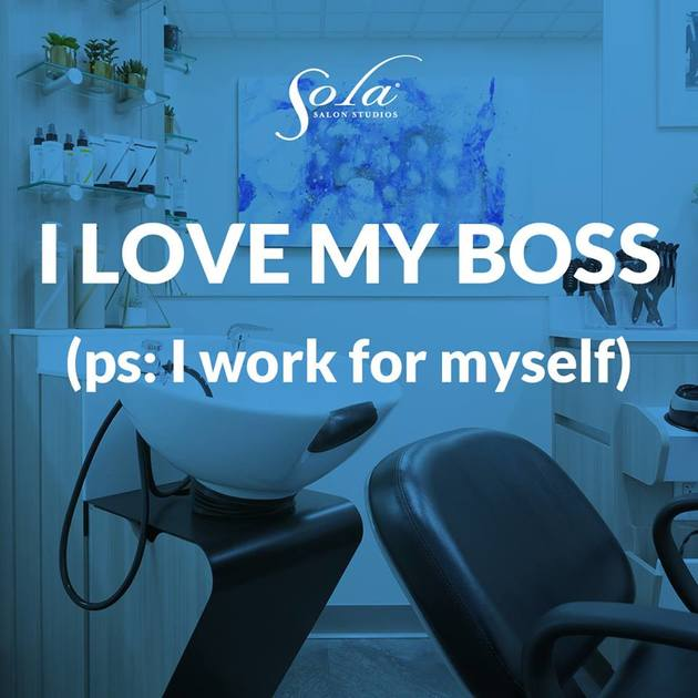 Become a boutique salon owner today