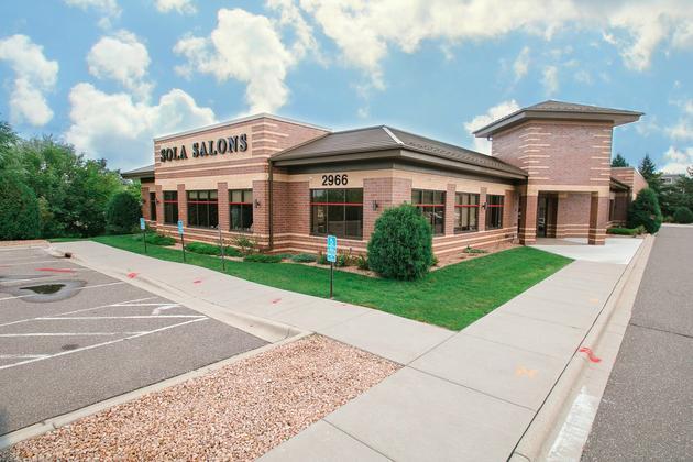 Sola Salon Studios in Maplewood, Minnesota