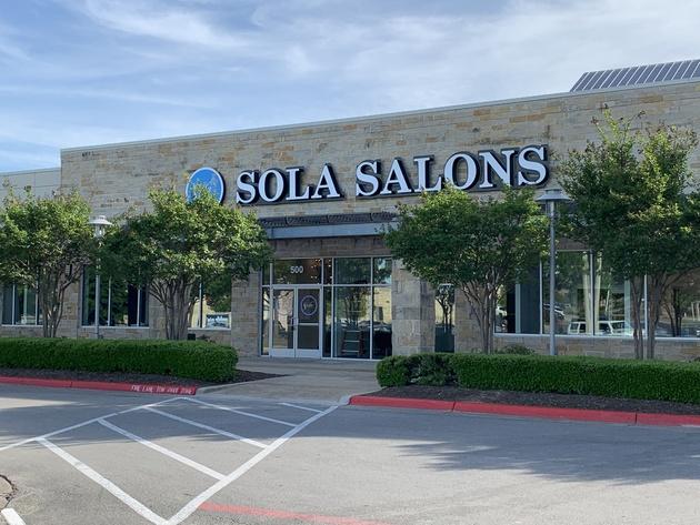 Southpark Meadows In Austin Texas Sola Salon Studios