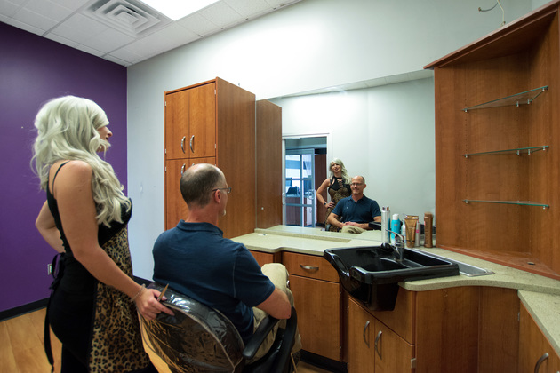 Our studios are perfect for stylists, estheticians and other salon professionals! #SolaVegas