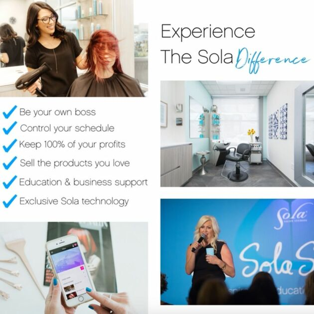 sola salons suites for rent lease room booth chair hair salon southloop chicago