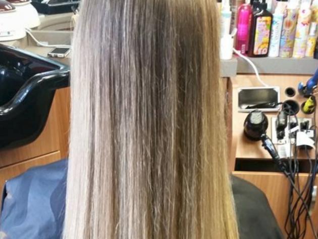 Heather Barnes Ar Brows Hair Hair Extensions Waxing Brazilian Blowout Original Express Studio 26 Sola Salon Studios