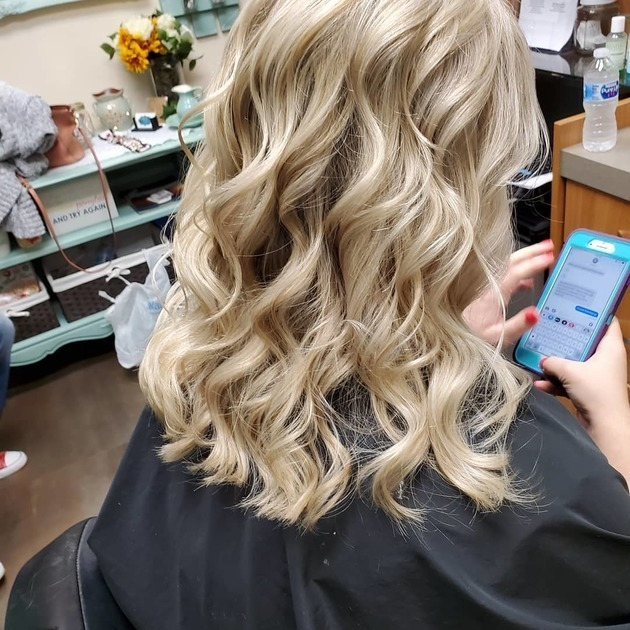 Copper highlights, Hair salon bentonville ar, olaplex, pure the salon and spa, accents salon, rouge salon & spa bentonville, accents salon, spa bentonville ar, rogers ar, #1 salon, hair highlights, color correction, balayage, brazillian blowout, smoothing treatments, fashion hair colors, K Elizabeth Salon, Bentonville, AR