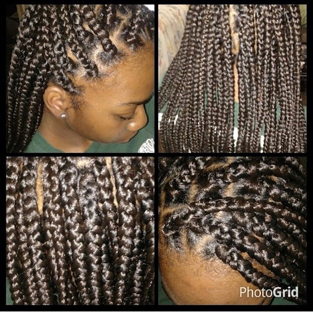 small box braids