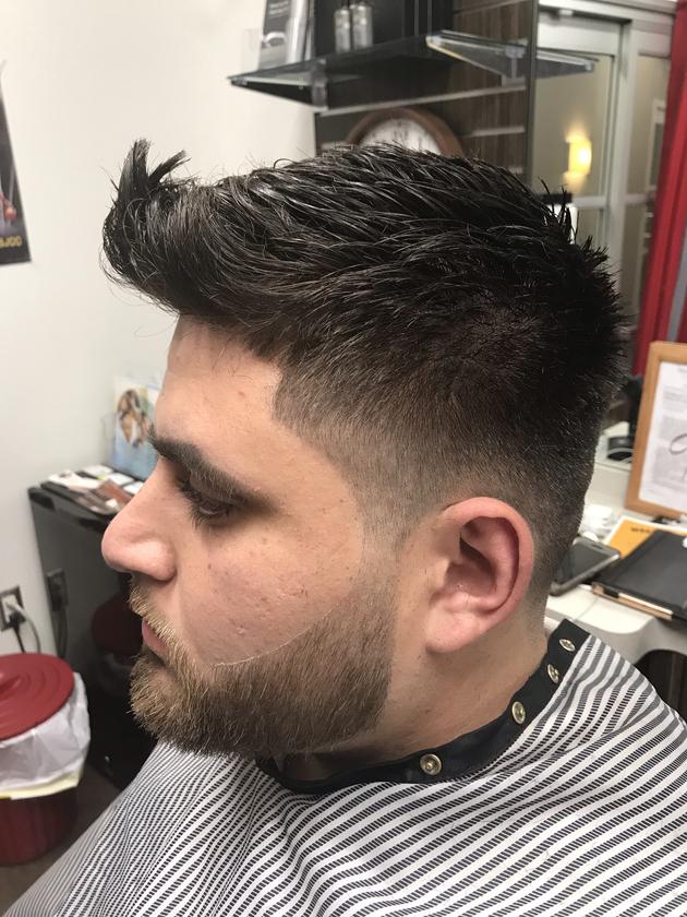 Alex Montgomery Al Brows Hair Hot Shave Studio 8 Sola Salon Studios